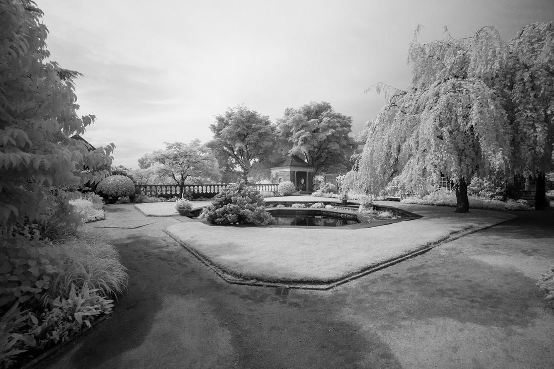 Chicago Botanic Garden InfraRed